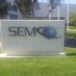 Monument Sign SEMCO