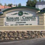 Monument Signs Kinkade - Cornell