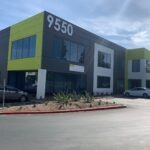 Business Park Building Address Numbers