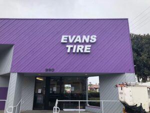 Channel Letters - Evans Encinitas