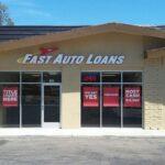 Channel Letter Fast Auto Loans