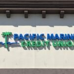 Channel Letter Pacific Marine Credit Union