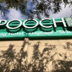 Channel Letter Pooch Hotel - Spa
