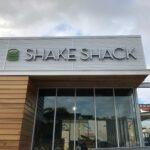 restaurant channel letters Shake Shack