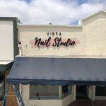 Channel Letter nail studio