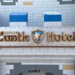 Resort Channel Letters - Legoland Castle Hotel