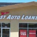 Channel letters Fast Auto Loans