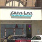 Channel Letters Guava Lava