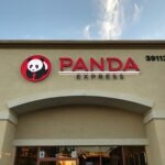 Channel Letters Panda Express