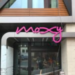Hotel Channel Letter Sign Moxy