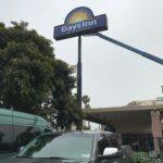 Pylon Sign with crane
