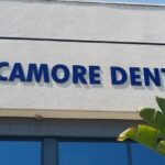 Wall Sign Dimensional Letters Sycamore Dental
