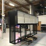 EMC Cabinet for hotel
