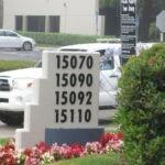 Wayfinding Address Numbers