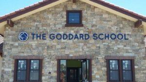 Channel Letters - Goddard School