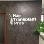 Lobby Signs MyHair Transplant Pros