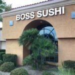 Channel Letters Boss Sushi