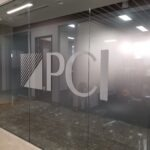 Meeting Room Frosted Glass