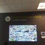 Lobby Sign Home Technology Center
