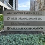 Monument Signs Canyon Partners