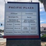 Monument Sign Pacific Plaza