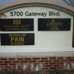 Monument Signs 5700 Gateway Blvd