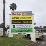 Monument Signs Lumber Liquidators