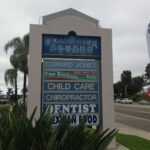 Monument Signs Oceanside Square Temple Heights