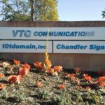 Monument Signs VTC Communications