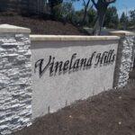 Monument Signs Vineland Hills