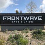 Credit Union Monument Sign