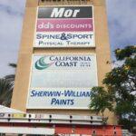 Monument Sign Sweerwater California Coast Credit Union
