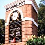 Monument Sign Riverside Post