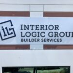 Dimensional Letter Sign - Interior Logic Group