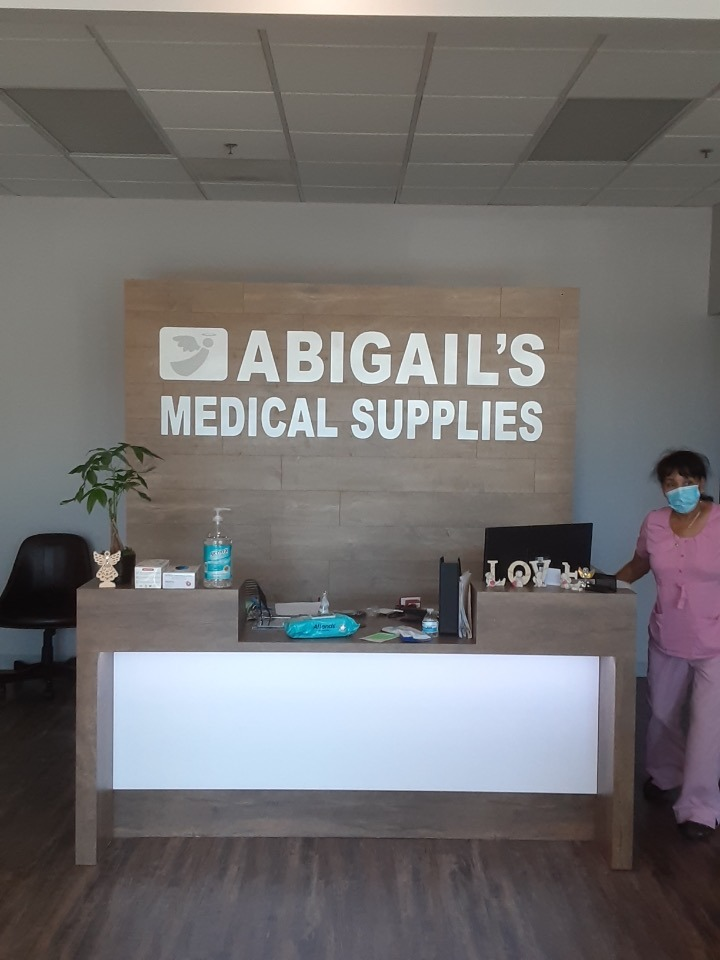 Retail Lobby Signs