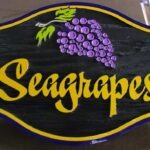 SandBleaster Seagrapes Sign