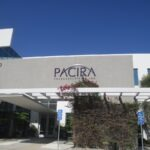 Dimensional Letter Wall Sign - Pacira