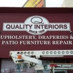 Dimensional Letters Quality Draperies