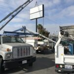 Pylon Sign servicing an EMC