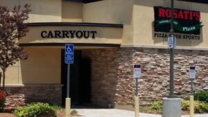Carryout Dimensional Letters