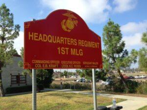 Finished MDO Sign