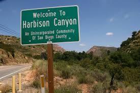Harbison Canyon