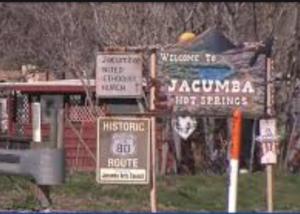 Jacumba Hot Springs
