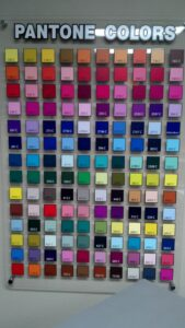 The range of colors is amazing