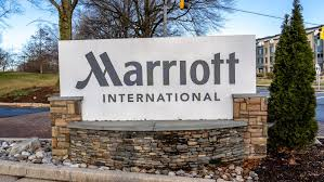 Monument Sign Marriott